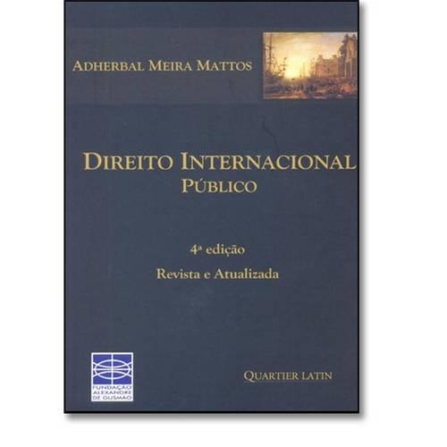 Direito Internacional Público - 4ºEd.