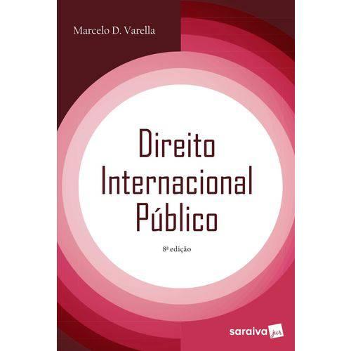 Direito Internacional Público - 8ª Ed. 2019
