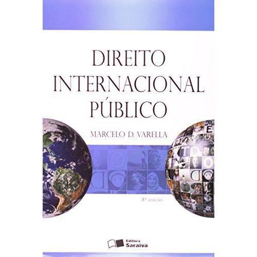 Direito Internacional Publico - 3º Ed. 2011