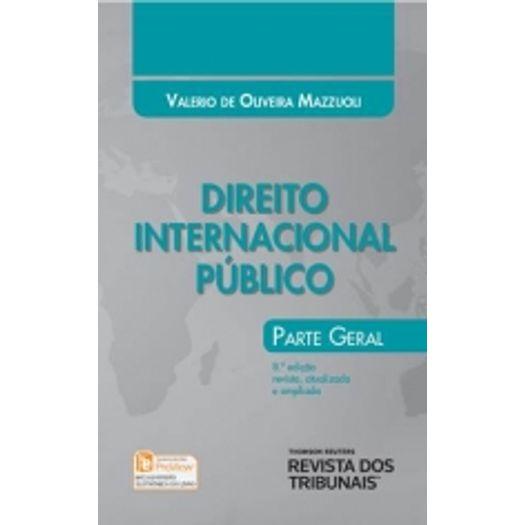 Direito Internacional Publico - Rt