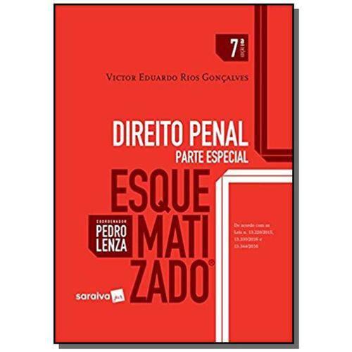 Direito Penal: Parte Especial - Colecao Esquemat02