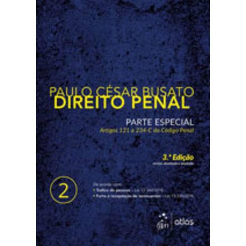 Direito Penal - Parte Especial - Vol. 02