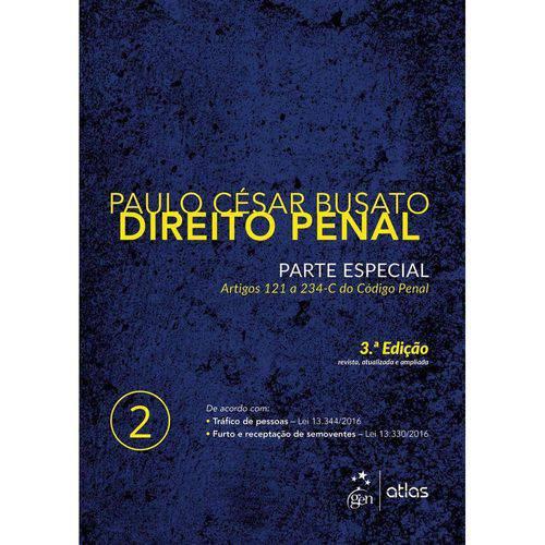 Direito Penal - Parte Especial - Vol 2 - Busato - Atlas