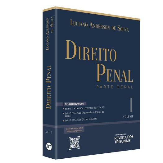 Direito Penal Vol 1 - Parte Geral - Rt