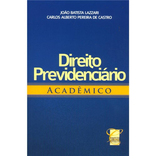 Direito Previdenciário Acadêmico