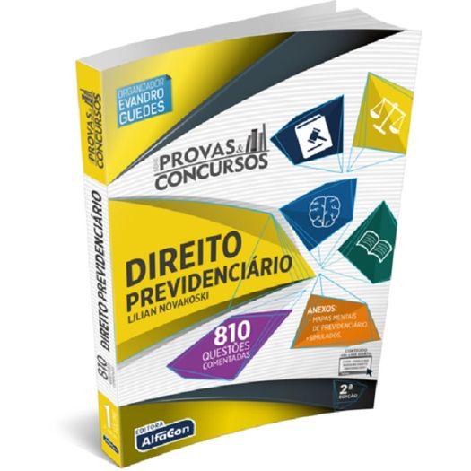 Direito Previdenciario - Alfacon