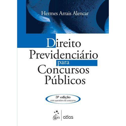 Direito Previdenciário para Concursos Públicos