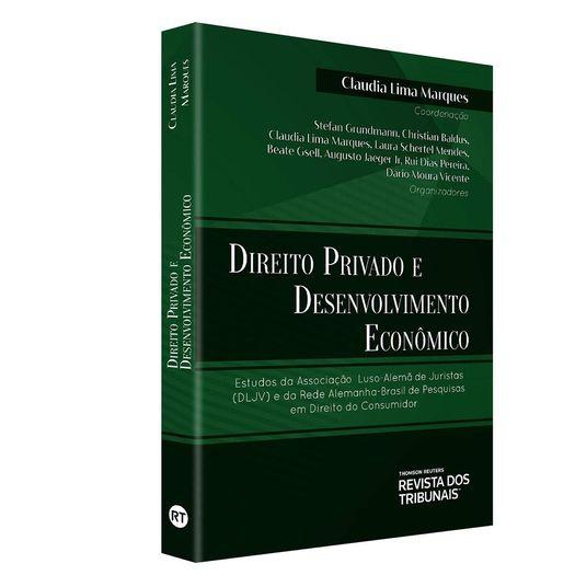 Direito Privado e Desenvolvimento Economico - Rt