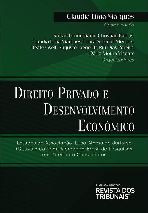 Direito Privado e Desenvolvimento Econômico