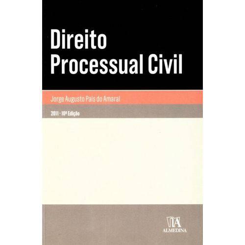 Direito Processual Civil - 9789724046679