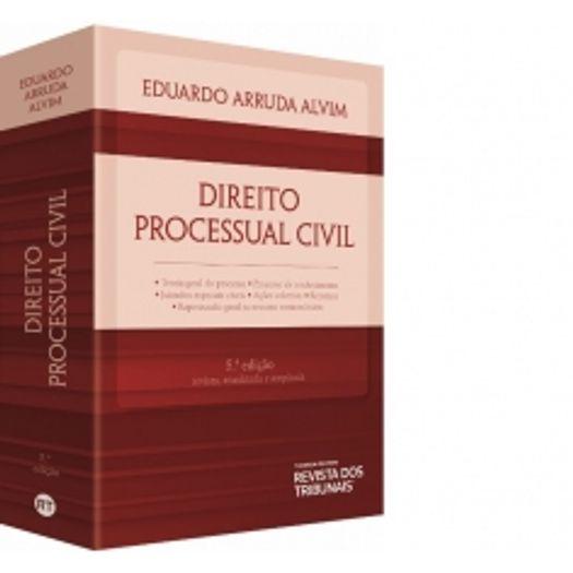 Direito Processual Civil - Alvim - Rt
