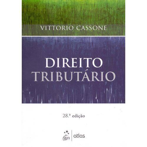 Direito Tributario - 28ed/18