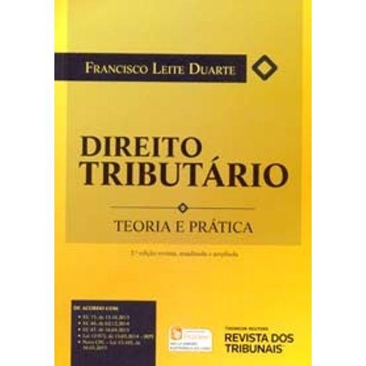 Direito Tributario - Rt - 2 Ed