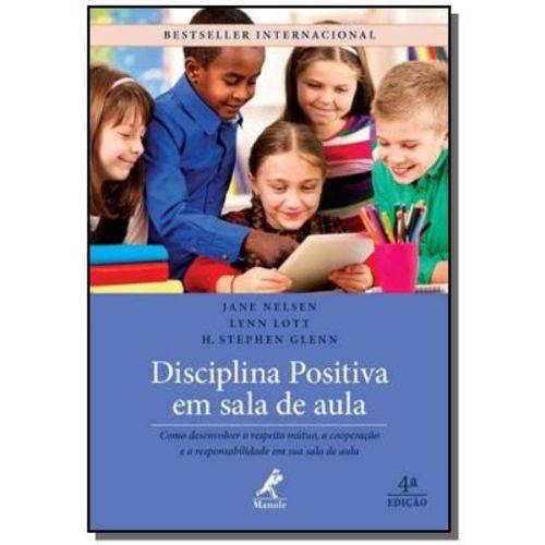 Disciplina Positiva em Sala de Aula: Como Desenvol
