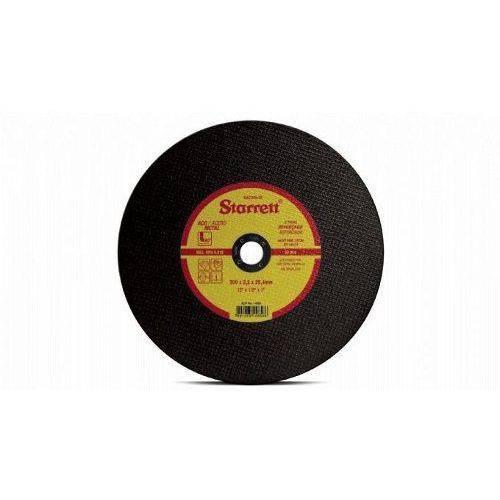 Disco de Corte Abrasivo 300 X 3,2 X 25,4 Mm Dac300-35 Starrett
