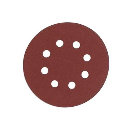 Disco de Lixa com Plumas 125 Mm 10 Peças - Makita