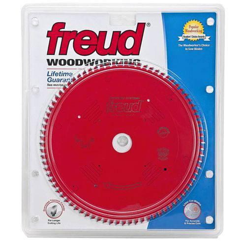 """Disco de Serra 250 Mm 10"""" 80 Dentes MDF REVESTIDO - Freud"""