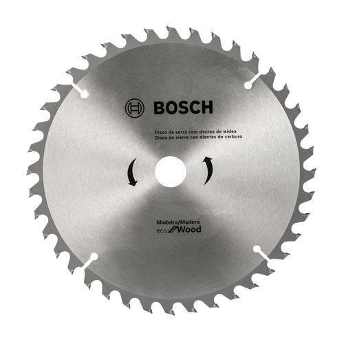 Disco de Serra Circular Eco For Wood 184mm 60 Dentes - D184X60T Bosch