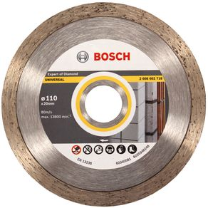 Disco Diamantado Liso Marm/Gran/Pd 2608602718 Bosch
