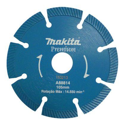 Disco Diamantado Segmentado Concreto Refrigerado Seco A-88814 - Makita