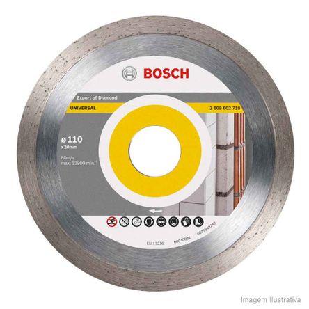 Disco Diamantado Up-Contínuo 110x20mm Bosch