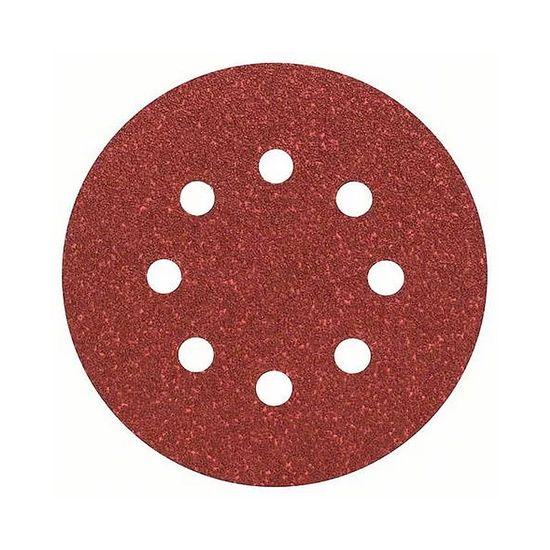 Disco Velcro Expert Wood+Paint 125 Gr 240 2608605645 - Bosch