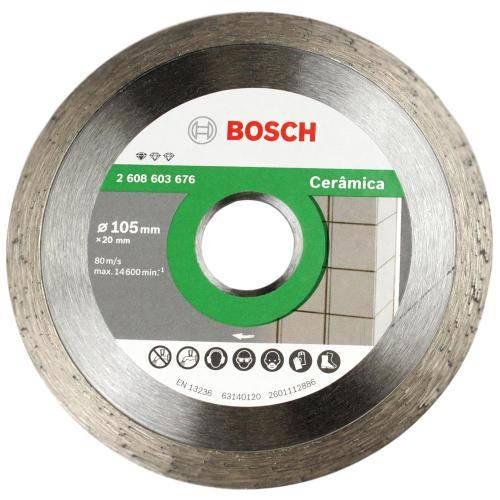 Discos Diamantado Standard Contínuo Cerâmica 105mm Bosch-2608603676