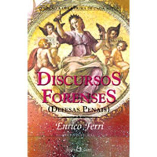 Discursos Forenses - 189 - Martin Claret