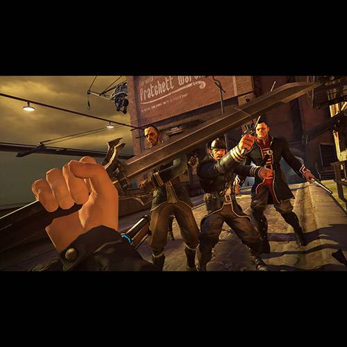 Dishonored - DVD - X360