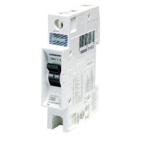 Disjuntor 20A Unipolar (B) 5Sx1 120-6 Siemens