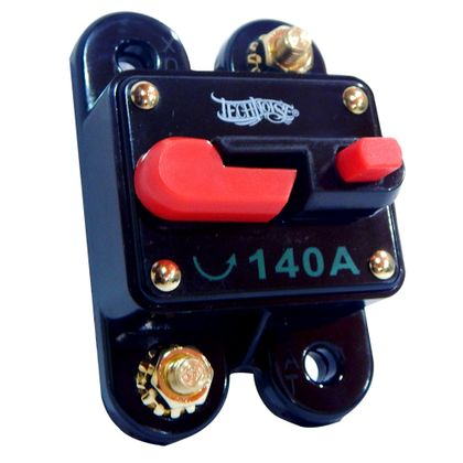 Disjuntor Automotivo 140A Technoise Dynamic - Resetável