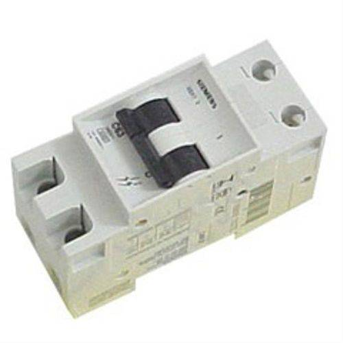 Disjuntor Bipolar Curva C DIN Rx3 16A - 402253 - PIAL