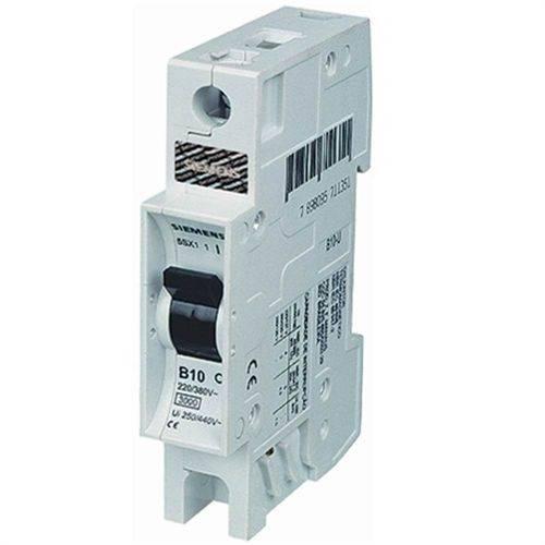 Disjuntor Unipolar 40a Din 5sx1 140-7 Curva C Siemens