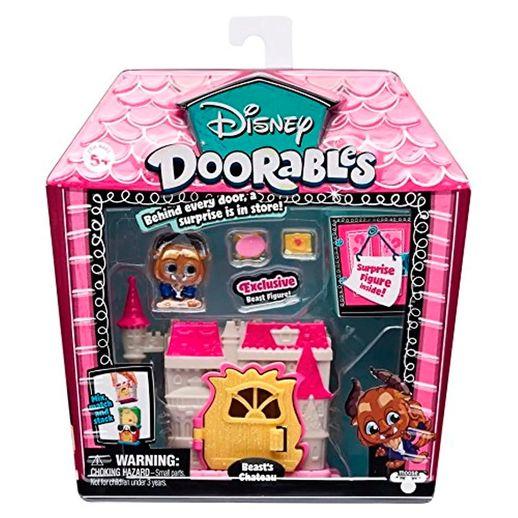 Disney Doorables Castelo da Fera - DTC