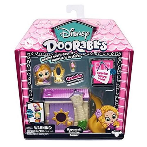 Disney Doorables Pequeno - Cantinho Criativo da Rapunzel - Dtc - DTC