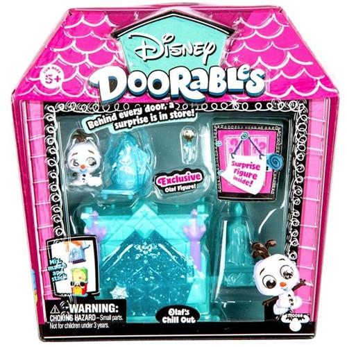 Disney Doorables Pequeno - Cantinho do Olaf - Dtc - DTC