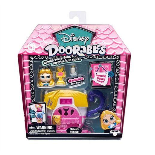 Disney Doorables Xícara de Chá da Alice - DTC