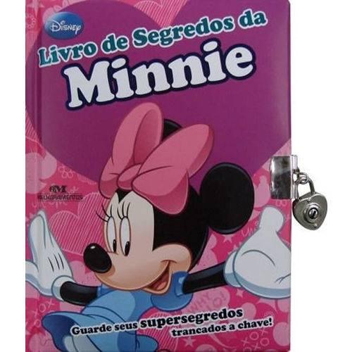 Disney Livro de Segredos da Minnie