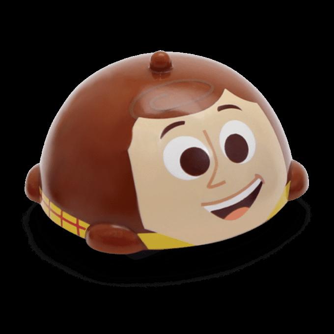 Disney/pixar - Gyro Star - Woody - Dtc - DTC
