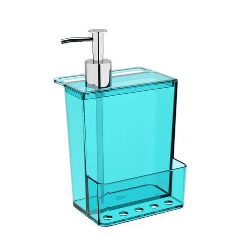 Dispenser Multi Glass 600 Ml Verde Coza