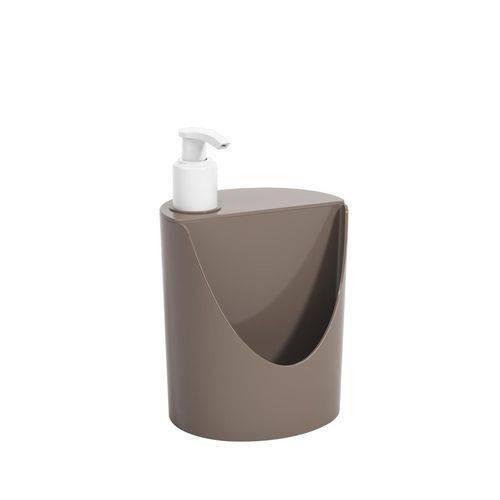 Dispenser Romeu & Julieta Basic 600 Ml Warm Gray Coza