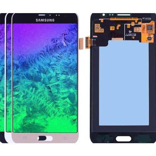 Display LCD Tela Touch Samsung Galaxy J3 J320 Dourado