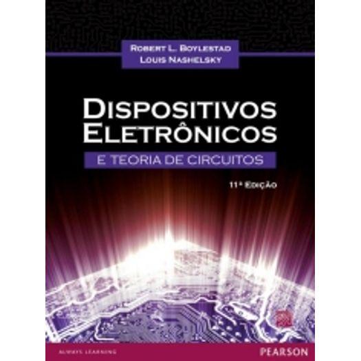 Dispositivos Eletronicos e Teoria de Circuitos - Pearson
