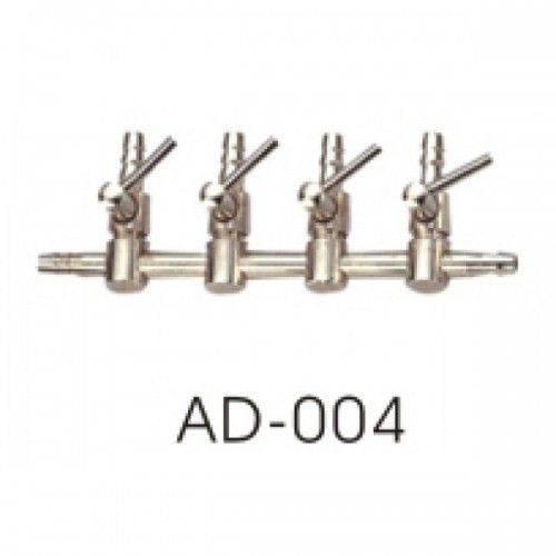 Divisor de Ar Boyu Ad- 004 de Metal Quadruplo