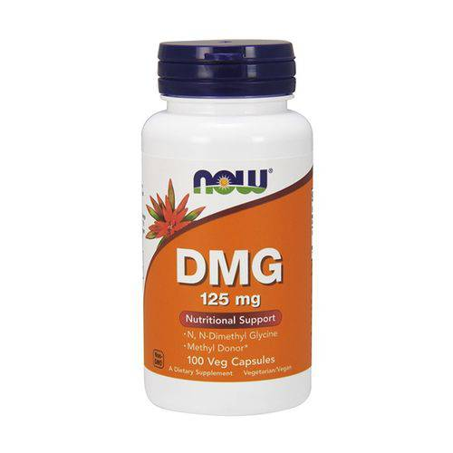 DMG 125 Mg Vitamina B-15 - Now Foods, 100 Cápsulas