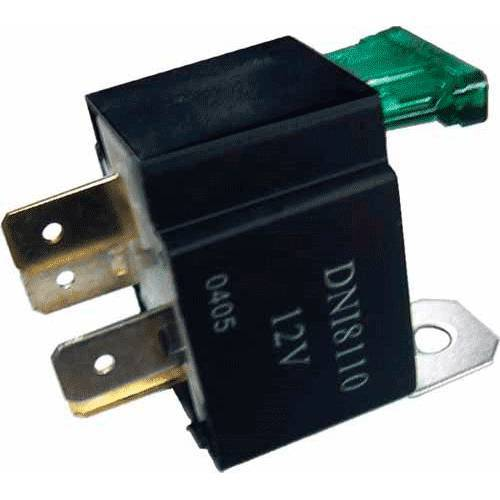 Dni8110 - Relé Auxiliar Universal