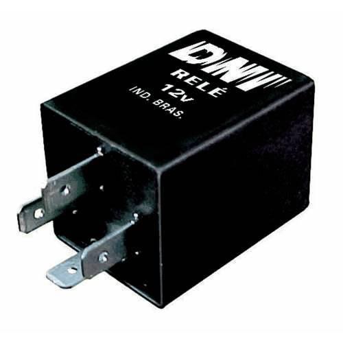 Dni8512 - Relé do Controle do Ventilador do Radiador