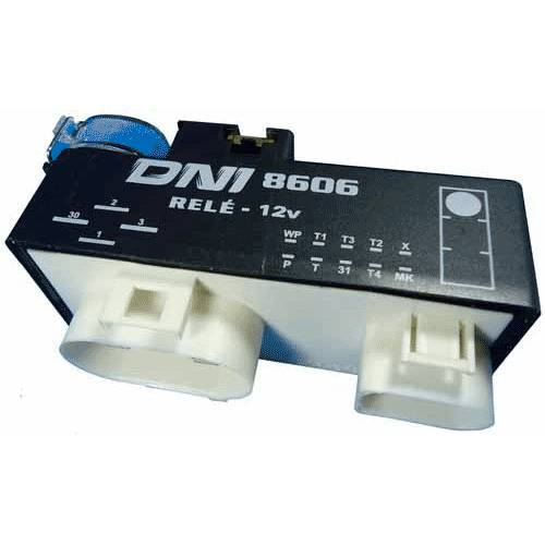 Dni8606 - Relé de Controle do Ventilador do Radiador