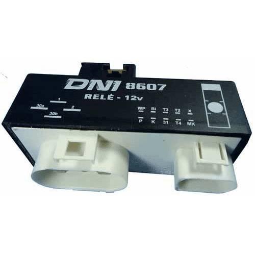 Dni8607 - Relé de Controle do Ventilador do Radiador