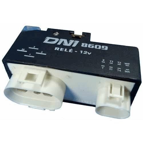 Dni8609 - Relé de Controle do Ventilador do Radiador